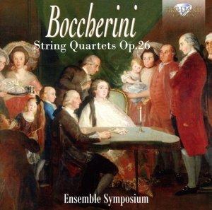 Boccherini Cover